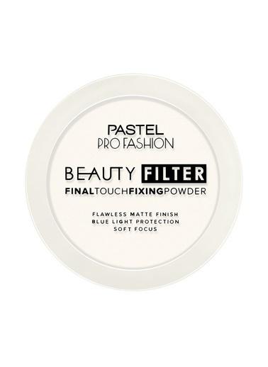 Pastel Pastel Beauty Fılter Fıxıng Pudra No:00 Renksiz